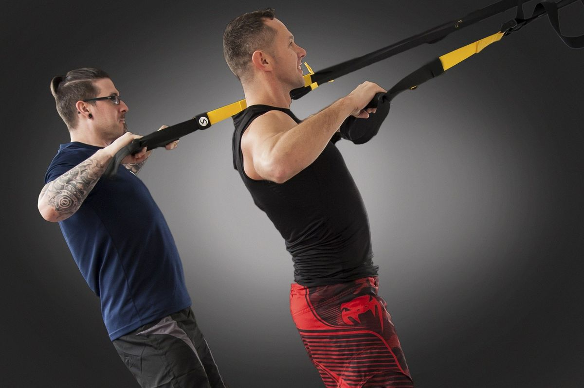 trx training fitness tennis